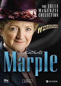 Agatha Christie: Marple: The Julia McKenzie Collection