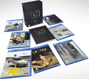 Tati Blu-ray Collection [Import]