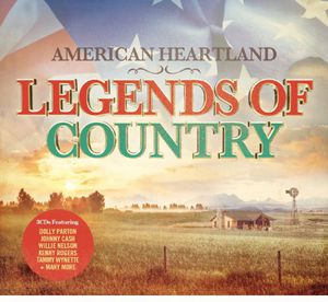 American Heartland: Legends Of (Original Soundtrack) [Import]