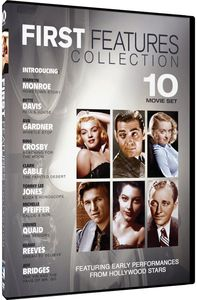 First Features Collection - 10 Movie Pack