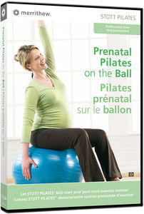 Prenatal Pilates on the Ball (Eng/ Fre)