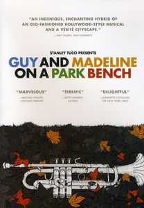 Guy & Madeline on a Park Bench