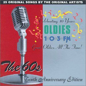 Wods 10th Anniversary 2: Best Of 60's /  Variou