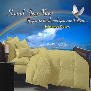 Sound Sleep Now-Substance Detox