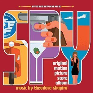 Spy (Score) (Original Soundtrack)