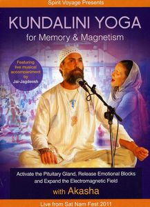 Kundalini Yoga for Memory and Magnetism