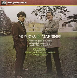 Munrow & Marriner