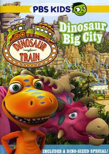 Dinosaur Train: Dinosaur Big City [Full Frame]