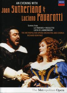 Evening with Luciano Pavarotti & Joan Sutherland