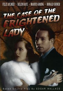 Case of the Frightened Lady