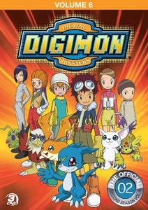 Digimon Adventure 6