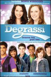 Degrassi Next Generation PT2 S10 [Import]