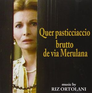 Quer Pasticciaccio Brutto de Via Merulana (Original Soundtrack) [Import]