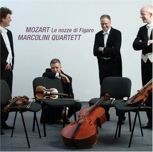 Nozze Di Figaro for String Quartet