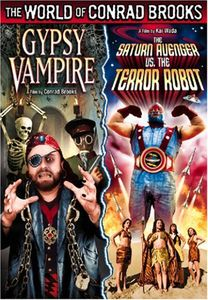 Gypsy Vampire/ Saturn Avenger Vs The Terror Robot