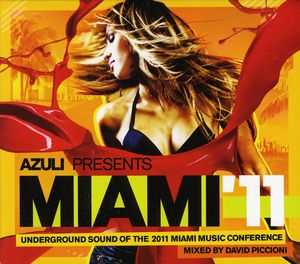 Azuli Presents Miami 11 /  Various [Import]