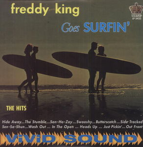 Goes Surfin'