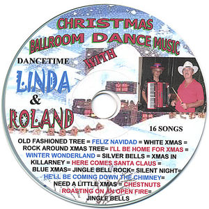 Christmas Ballroom Dance Music