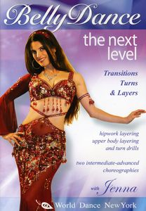 Bellydance: The Next Level With Jenna
