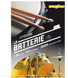 Methode DVD: Apprendre la Batterie [Import]