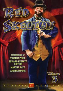 Red Skelton, Vol. 3 [B&W] [TV Show]