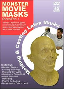 Mask Making: Molding & Casting Latex Masks