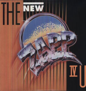 New Zapp Iv: U Computer Love
