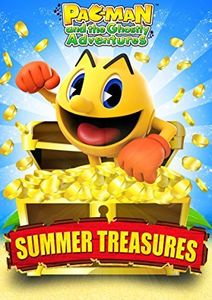 Summer Treasures: Pac-Man And The Ghostly Adventures