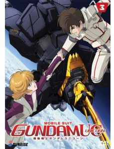 Mobile Suit Gundam UC [Unicorn], Part 3