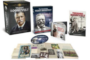 Teddy Roosevelt: The Heritage Collection