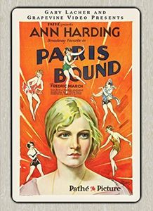 Paris Bound (1929)