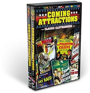Coming Attractions: The Classic Cliffhanger Collection (2-DVD)