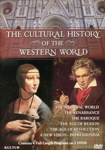 Cultural History Of The Western World [2 Discs][Documentary]