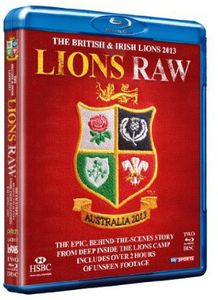 British & Irish Lions 2013: Lions Raw