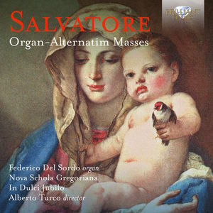 Giovanni Salvatore: Organ-alternatim Masses