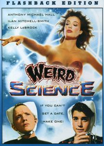 Weird Science [Flashback Edition] [WS] [Slipsleeve]