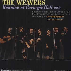 Reunion at Carnegie Hall 1963