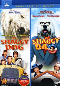 The Shaggy Dog /  The Shaggy D.A.