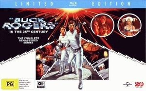 Buck Rogers In The 25th Century: Complete Series [Import]