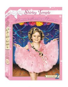 Shirley Temple Collection, Vol. 2 [3 Discs] [Sensormatic] [Full Screen[B&W] [Color]