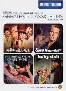 TCM Greatest Classic Films Collection: Tennessee Williams