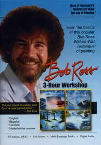 Bob Ross Joy Of Painting Series: 3-Hour Workshop