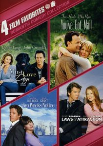 4 Film Favorites: Romantic Comedy