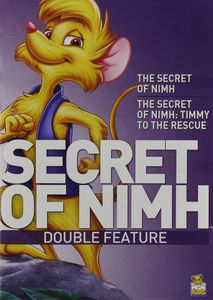 The Secret Of The Nimh/ The Secret Of The Nimh: Timmy To The Rescue [Double Feature]