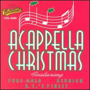 Acappella Christmas /  Various