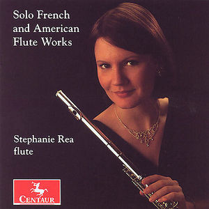 Solo French & American Flute Works