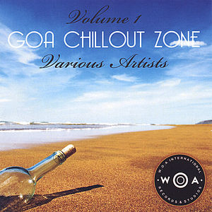 Vol. 1-Goa Chillout Zone
