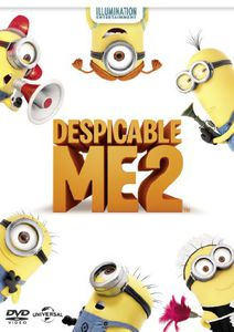 Despicable Me 2 (DVD+UV)