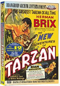 The New Adventures Of Tarzan [Remastered]
