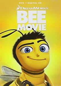 Bee Movie w/  Family Icons Oring